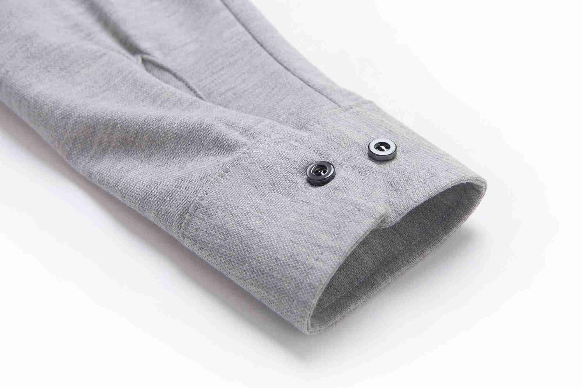 男女式翻领POLO衫长袖陶瓷系列