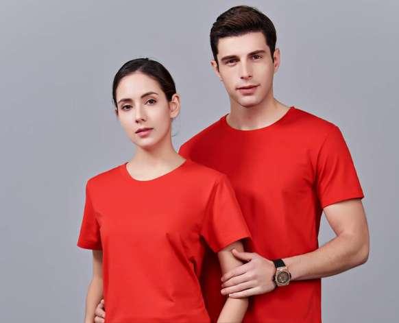 T恤衫定制有哪些工艺?有什么图案分类?