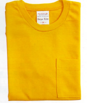 T恤衫什么叠法最简单?