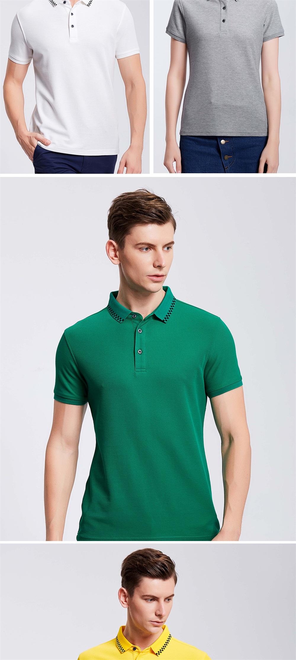 定制优质的polo衫需注意哪些事项
